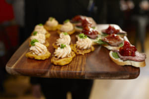 Sequoia, delicious catering for any event.